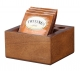 Holes tea box