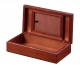 Window lid wooden box-M