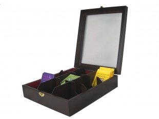 9-count Teabag chest box