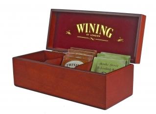 3-count tea bags box