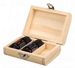 3-count Essential oil Box
