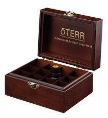 12-count Essential Oil Box:set screw