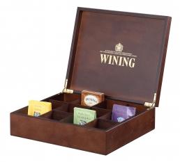 12-count tea bags box