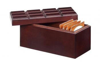Chocolate modeling box