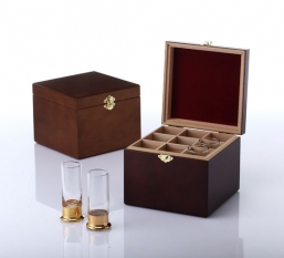 9-count wine box