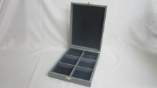6 COUNT JEWELRY BOX