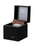 黑色單格茶包盒