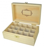 15-count Essential Oil Box-A