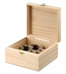 25-count Essential Oil Box