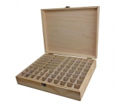 87-count Essential Oil Box