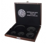 5 hole coins boxes-C