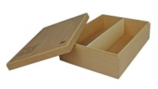 Storage wooden box