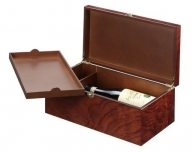 Double bottle wine box
