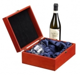 Wine wooden box
